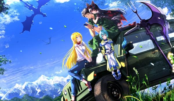 Anime House bringt den Anime GATE 2016