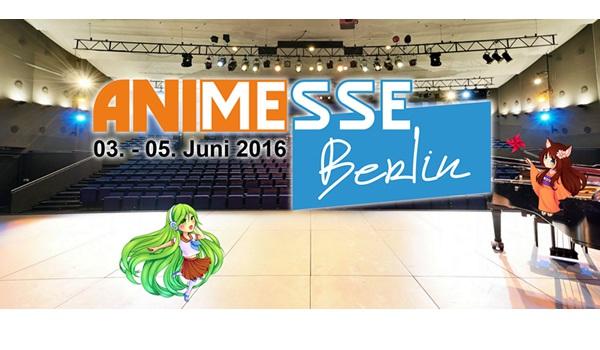 Anime Messe Berlin 2016