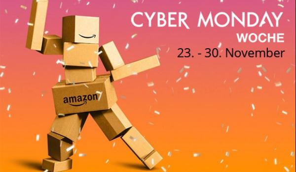Animes in der Amazon Cyber Monday Woche Rabattaktion