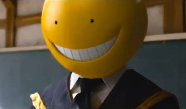Assassination Classroom Live Action Film auf peppermint anime Festival