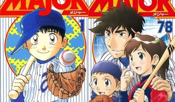 Der Baseball Manga Major wird fortgesetzt im März