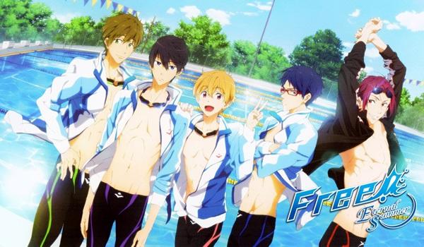 Free! Eternal Summer von peppermint anime vorbestellbar!