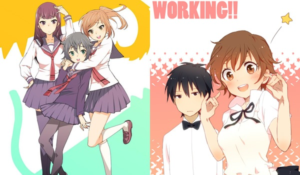 Neue Manga Serie vom Inugami-san to Nekoyama-san und Working!! Zeichner