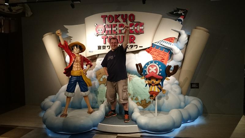 Tokio - Akihabara - Multimedia Vortrag