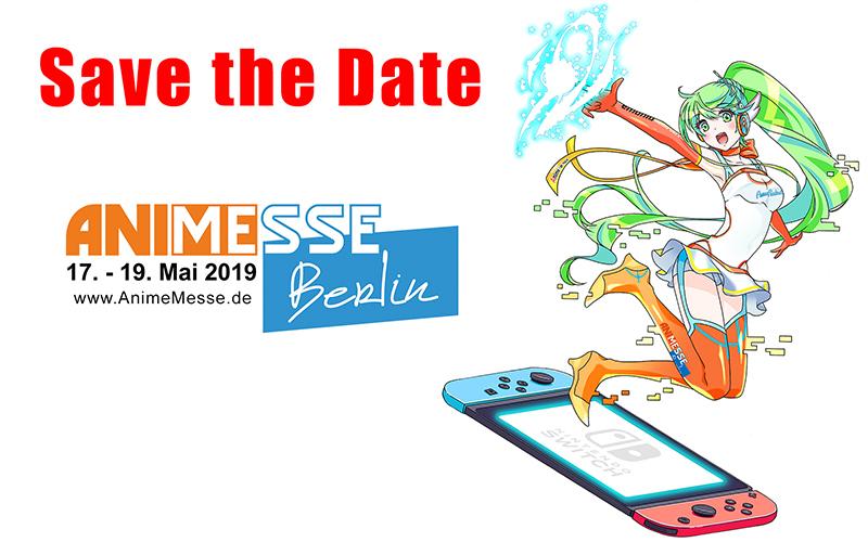 Die Anime Messe Berlin 2019