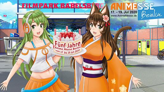 Anime Messe Berlin 2020