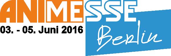 Anime Messe Berlin 2016 vom 03. bis 05. Juni