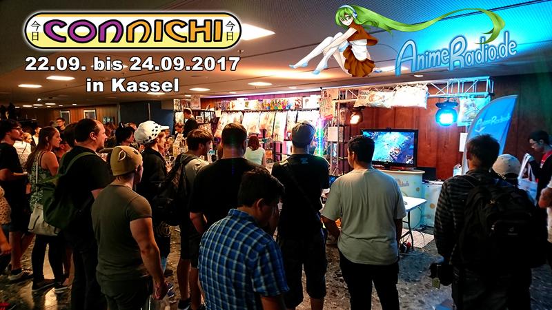 Connichi Event-Stand