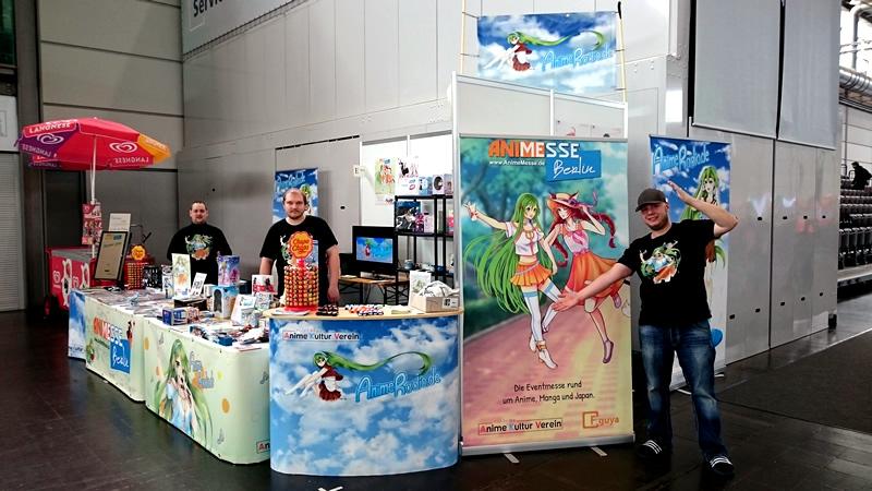 AnimeRadio.de / Figuya Stand