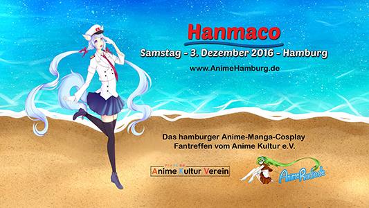 2. Hanmaco - Hamburger Anime-Manga-Cosplay Treff