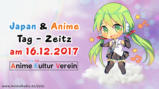 Japan & Anime Tag - Zeitz
