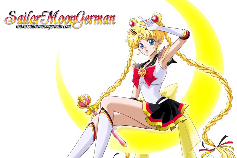 Sailor Moon Talk
